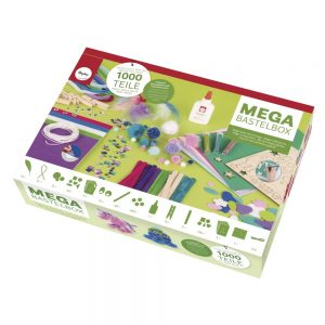 Mega BASTELBOX Fantasy 1.000 Teile