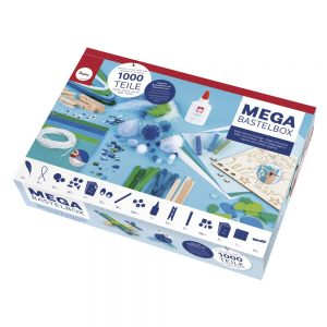 Mega BASTELBOX Space 1.000 Teile