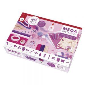 Mega BASTELBOX Unicorn 1.000 Teile