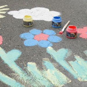 KREUL-Streety-Straßenmalfarbe-Blume