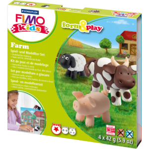 Staedtler FIMO KIDS Set FARM
