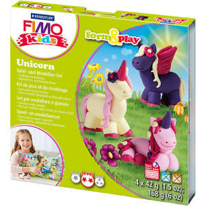 Staedtler FIMO KIDS Set UNICORN