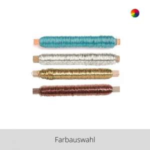 Blumendraht 0,5 mm – Farbauswahl