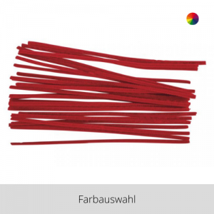 Chenilledraht 30 cm – Farbauswahl