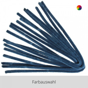 Chenilledraht 50 cm – Farbauswahl