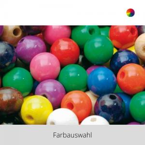 Holzperlen 10 mm – Farbauswahl