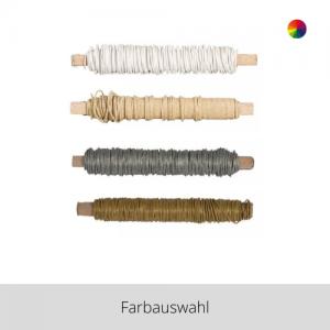 Papierdraht – Farbauswahl