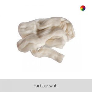 Reine Schurwolle Kammzug – Farbauswahl