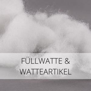 Füllwatte & Watteartikel