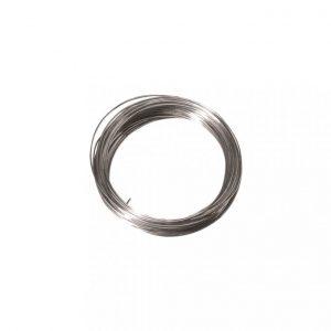 Silberdraht mit Kupferkern 0,6 mm