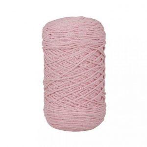 Braidy Recycling Garn 2 mm – Farbauswahl – rosa