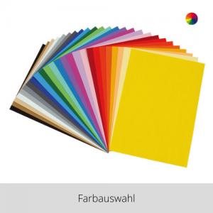 Tonzeichenpapier Bogen – Farbauswahl