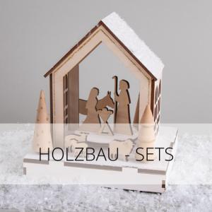 Holzbau - Sets