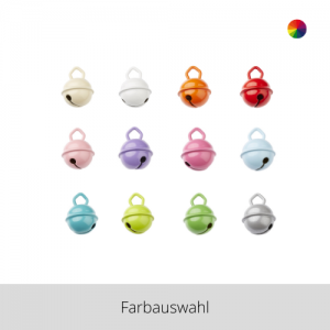 SCHNULLI Glöckchen – Farbauswahl
