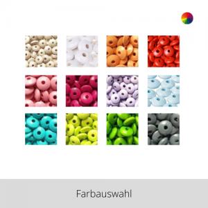 SCHNULLI Holzlinsen – Farbauswahl