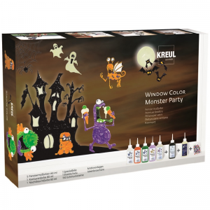 Window Color Set – Monster Party