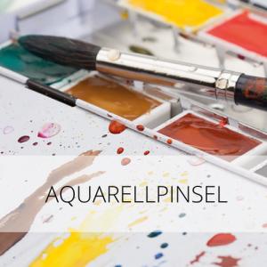 Aquarellpinsel