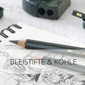Bleistifte & Kohle