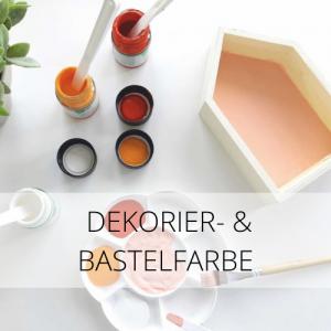 Dekorier- & Bastelfarbe