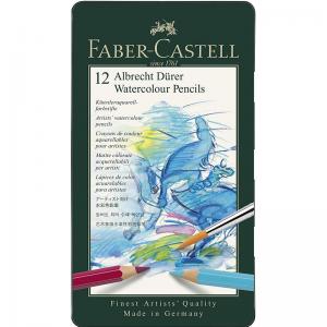Faber Castell Albrecht Dürer Aquarellstifte Set – 12er