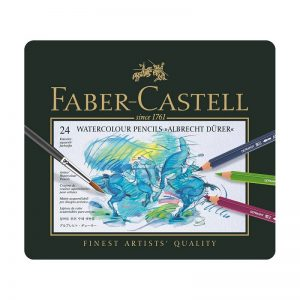 Faber Castell Albrecht Dürer Aquarellstifte Set – 24er