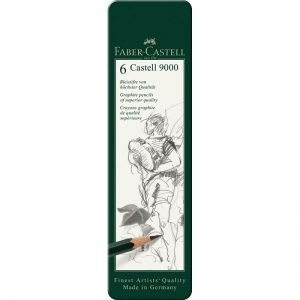 Faber Castell Bleistifte Set – 6er