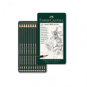 Faber Castell Bleistifte Art Set – 12er