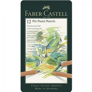 Faber Castell Pitt Pastell Set – 12er