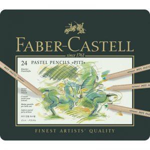 Faber Castell Pitt Pastell Set – 24er