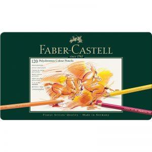 Faber Castell Polychromos Set – 120er