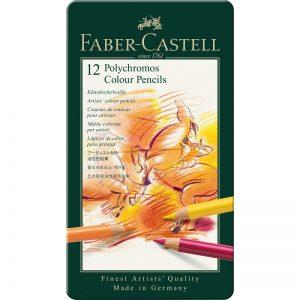 Faber Castell Polychromos Set – 12er