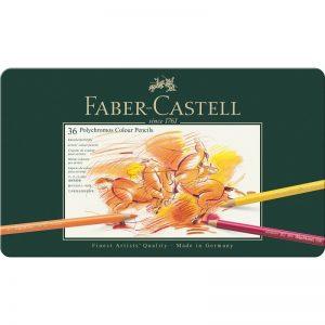 Faber Castell Polychromos Set – 36er