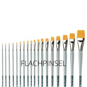 Flachpinsel