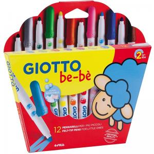 GIOTTO be-bè Filzstifte – 12er Set