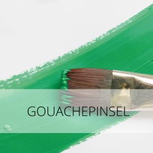 Gouachepinsel