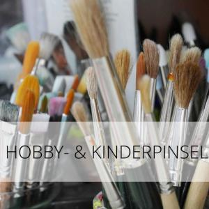 Hobby- & Kinderpinsel