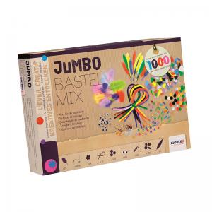 Jumbo BASTELMIX Basic 1.000 Teile