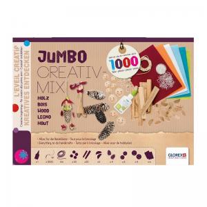 Jumbo CREATIVMIX Holz 1.000 Teile