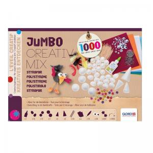 Jumbo CREATIVMIX Styropor 1.000 Teile