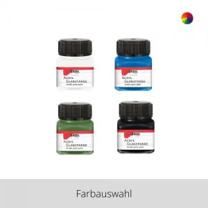 KREUL Acryl Glanzfarbe 20 ml – Farbauswahl