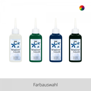 Window Color – Farbauswahl