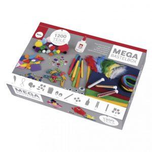 Mega BASTELBOX 1.200 Teile