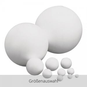 Styroporkugeln – Größenauswahl
