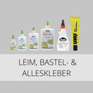 Leim, Bastel- & Alleskleber