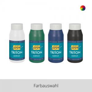 KREUL Solo Goya Triton Acrylfarben 750 ml – Farbauswahl