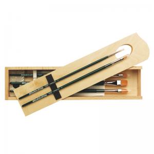 da Vinci Öl- & Acrylmalpinsel Set