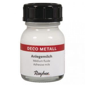 Deco Metall Anlegemilch 25ml