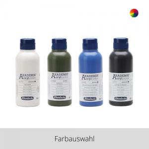 Schmincke AKADEMIE Acryl Color 250 ml – Farbauswahl