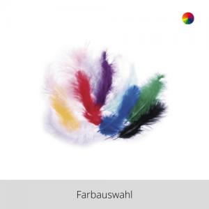 Flauschfeder Mischung 10 – 15 cm – Farbauswahl