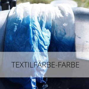 Textilfärbe-Farbe